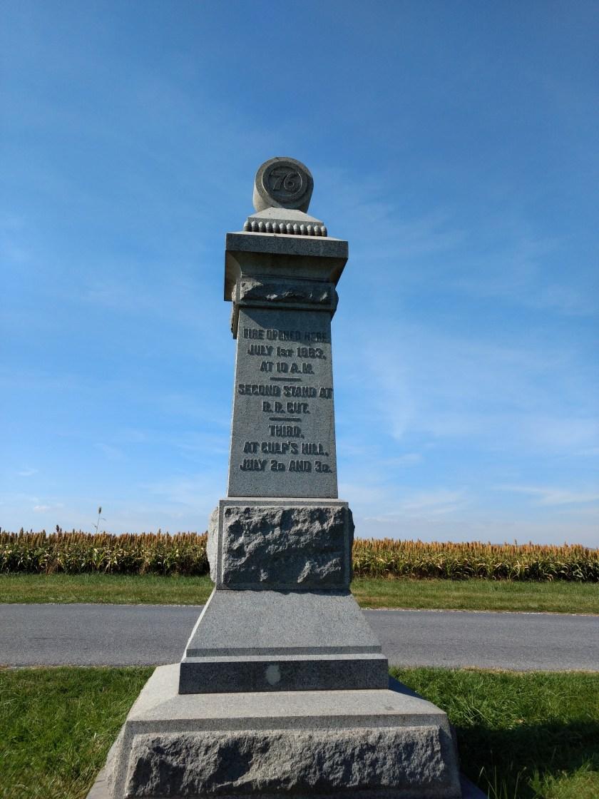 76th Monument