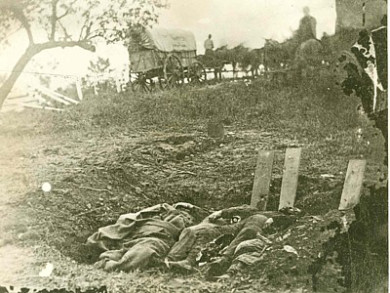 """""""The Vegetables Really Get More Tender Care"""": An Introduction to Death and Dying in the Civil War"""