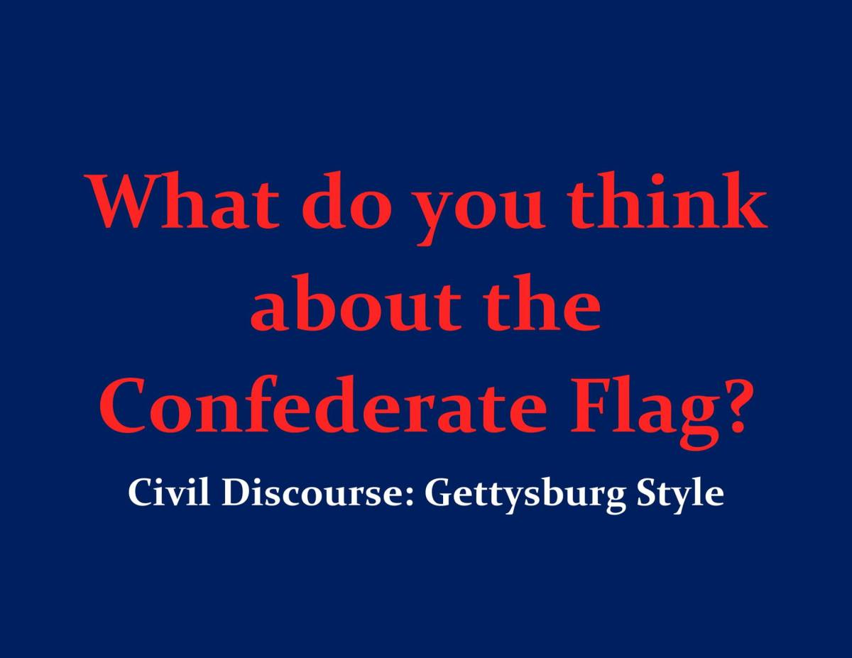 Confederate Battle Flag The Gettysburg Compiler
