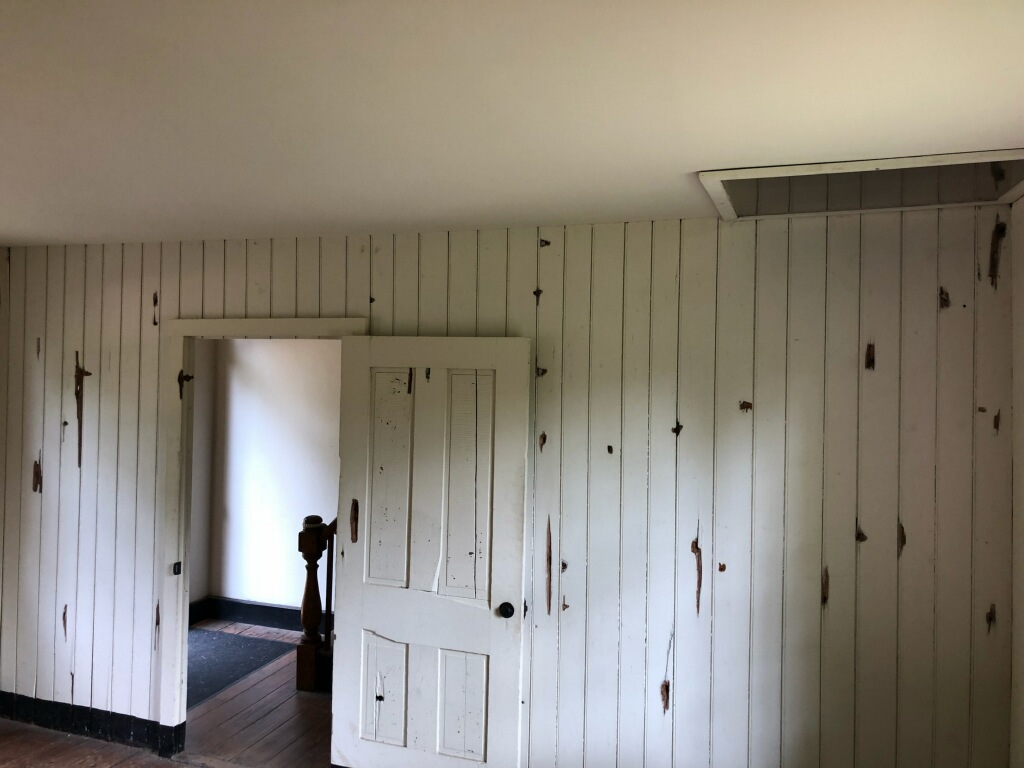 """""""Pretty Well Swiss Cheese"""": The Innis House and the Battle Of Fredericksburg"""