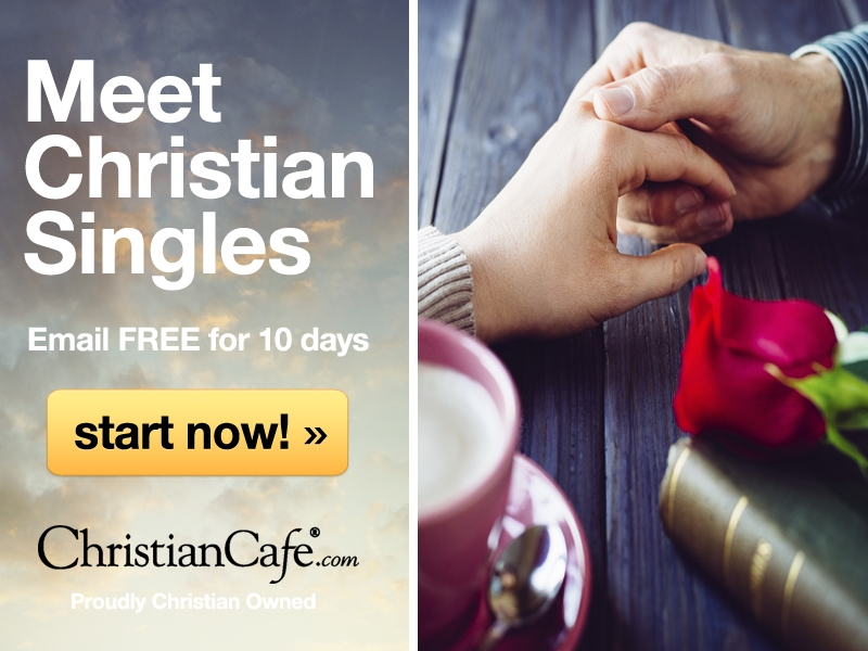 Christian Cafe online dating offer