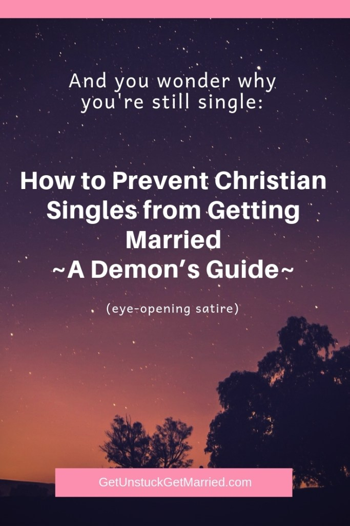Demons discuss singleness