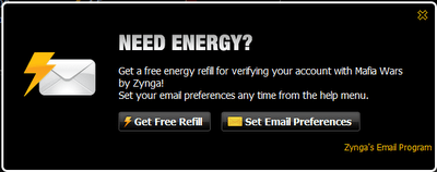 Zynga Confirm Your Account