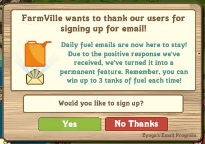 Zynga Email Marketing Psychology