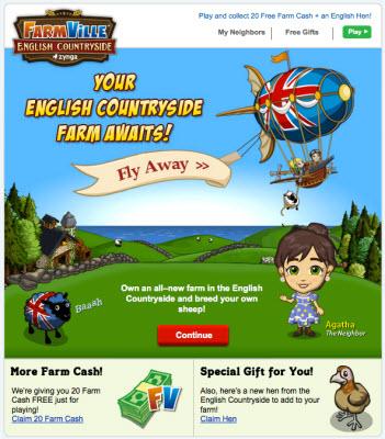Zynga English Countryside