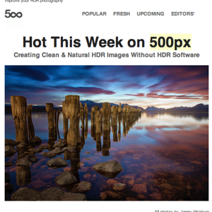 500px Email