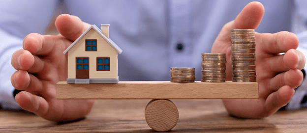 save money for a new house