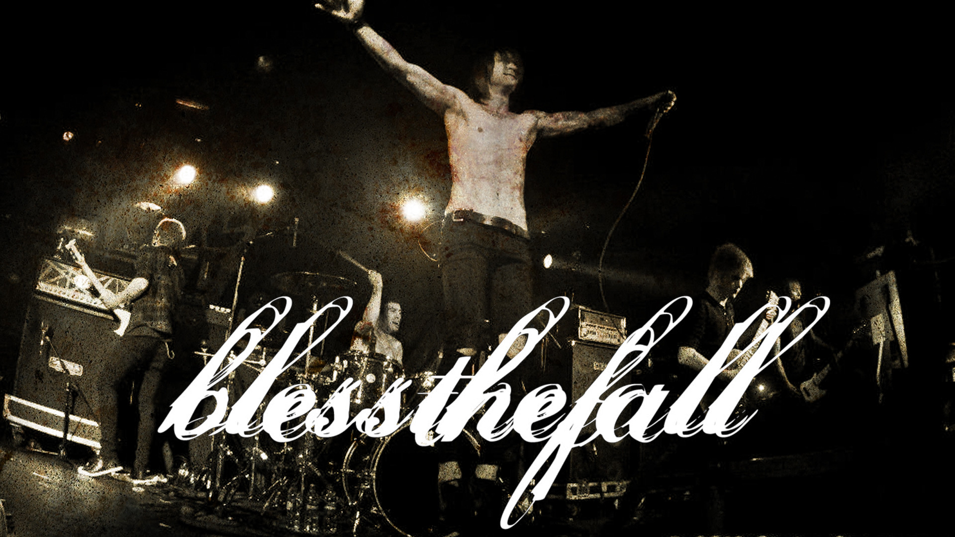 Blessthefall Background 1920x1080