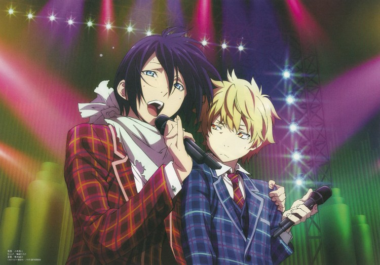 Image result for anime noragami