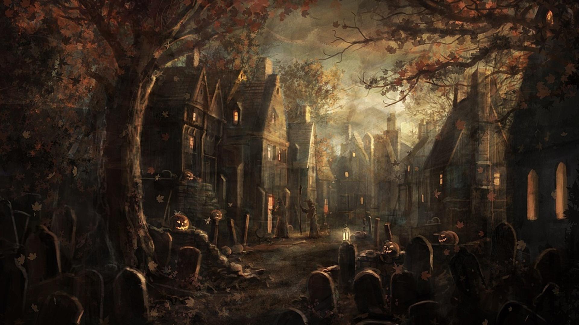 Risultati immagini per halloween wallpaper