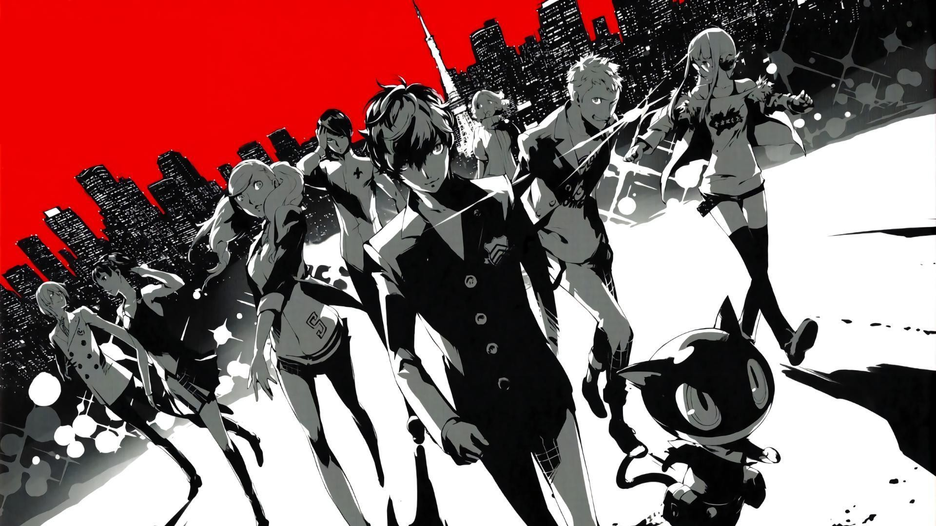 Image result for persona 5 wallpaper