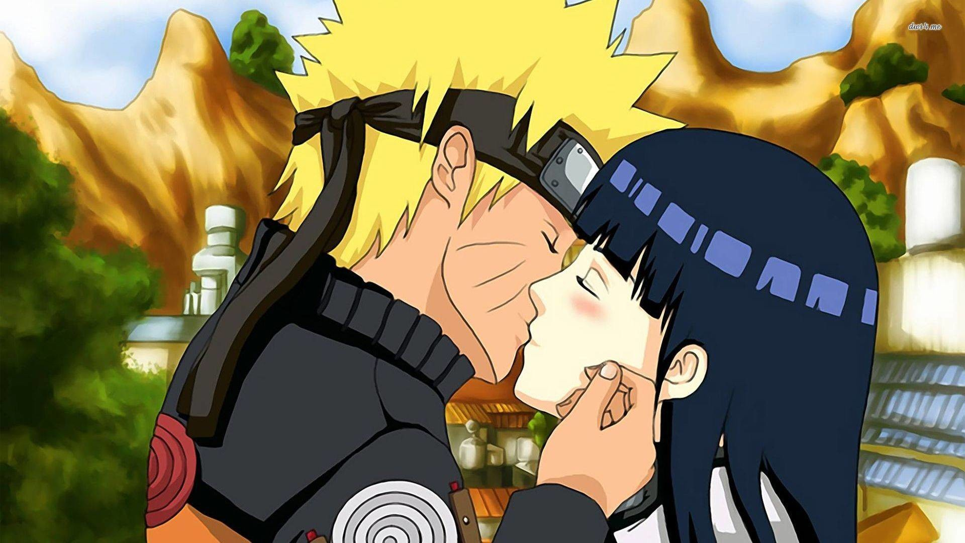 Naruto Und Hinata Wallpaper 4k - Novocom.top