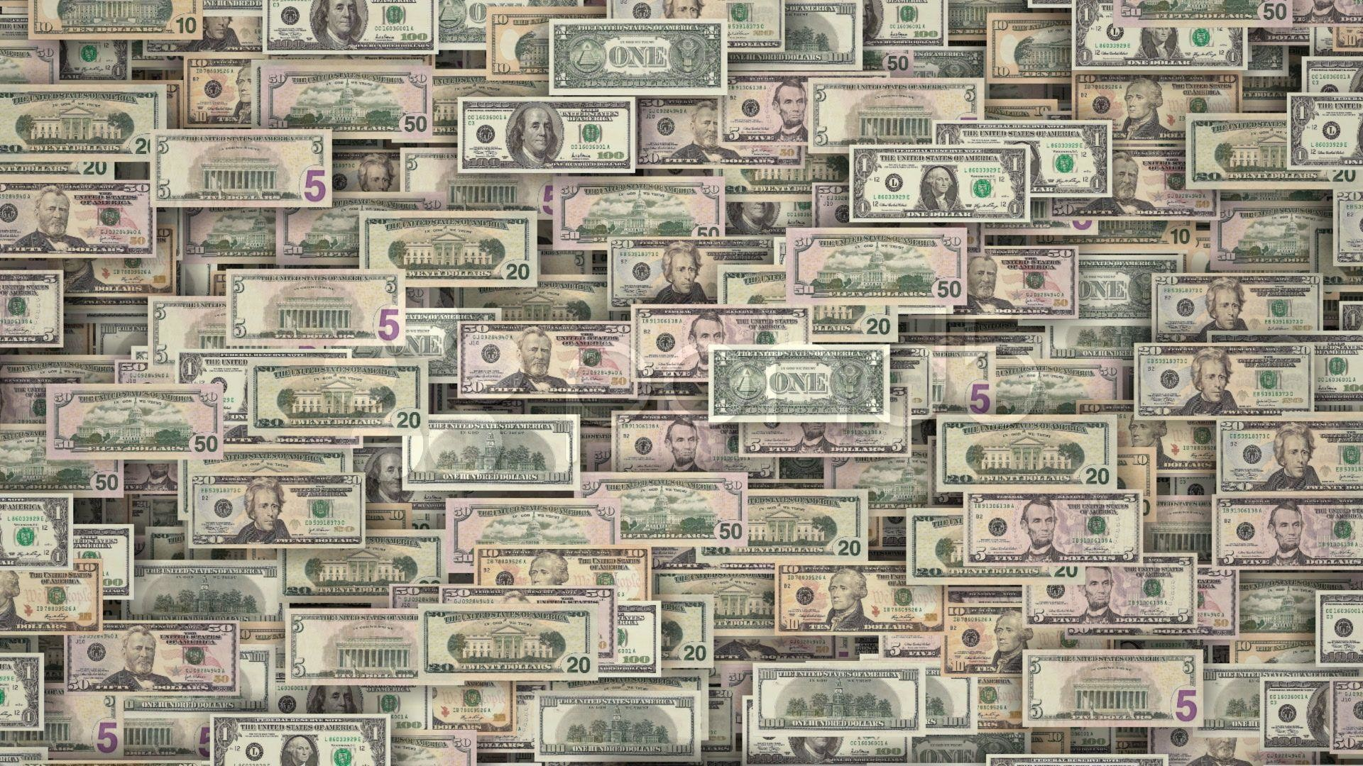 Stacks of Money Wallpaper  65  images  1920x1080 Money Wallpaper Pan videos 000272093   HD Stock Footage