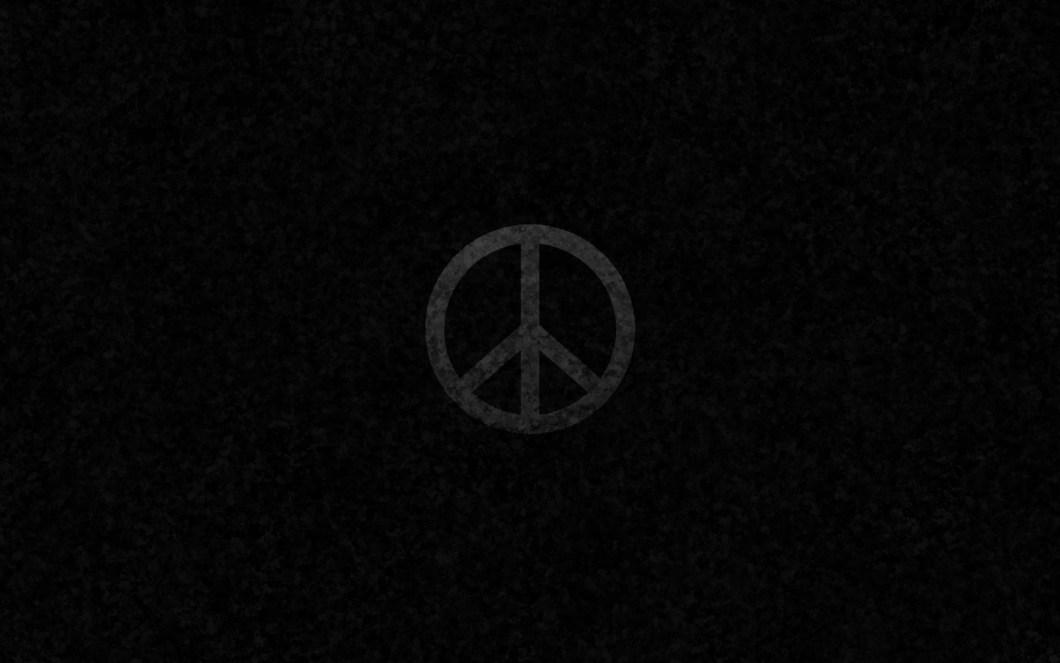 Hd Peace Sign Wallpaper Gendiswallpaper