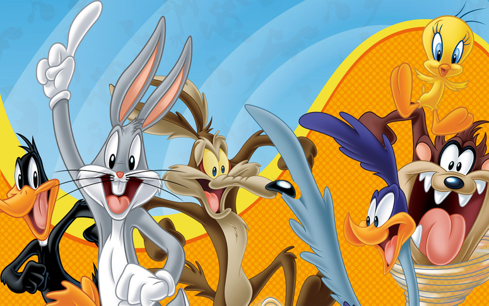 Yosemite Show Looney Sam Tunes