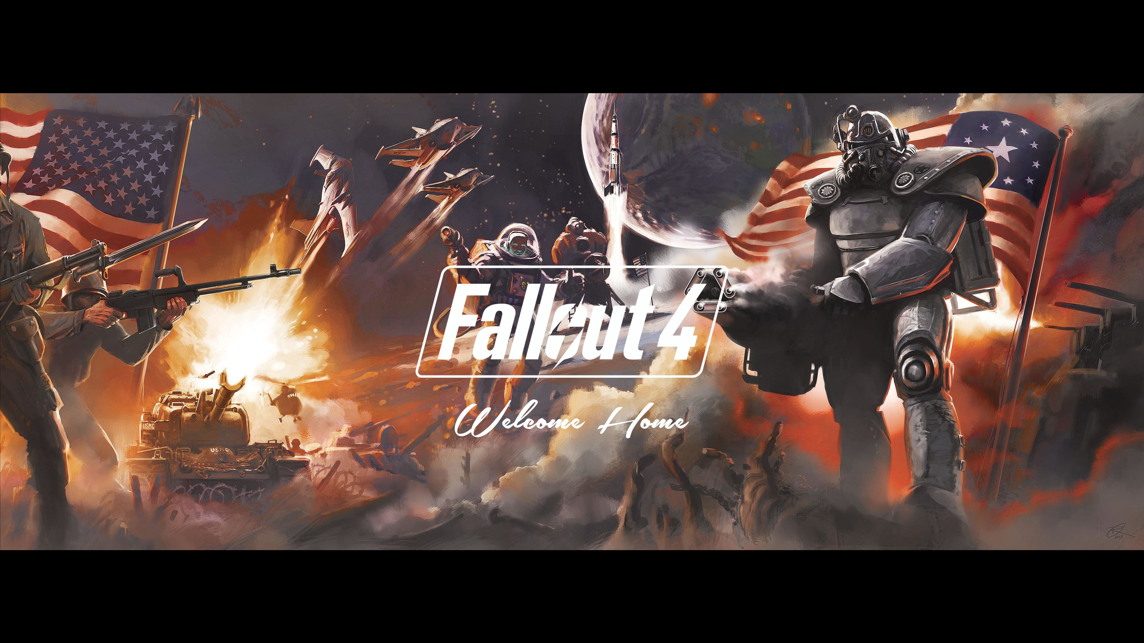 Fallout 4 Desktop Wallpaper 76 Images