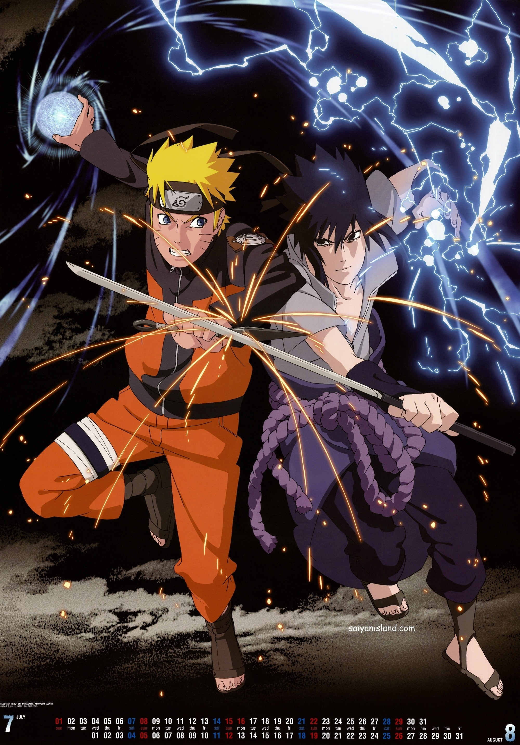 Naruto And Sasuke Wallpaper Free Novocom Top