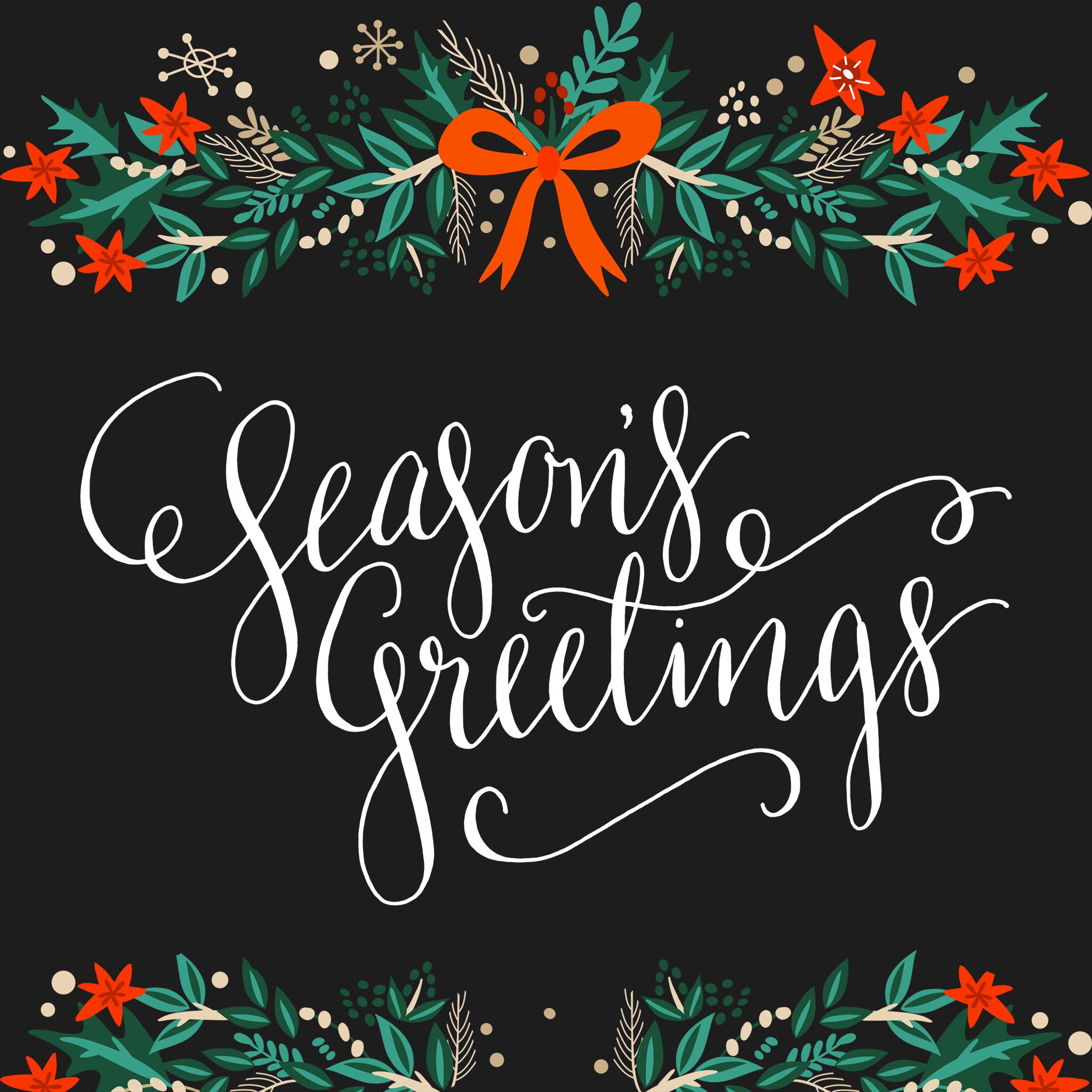 Seasons Greetings Wallpaper 58 Images