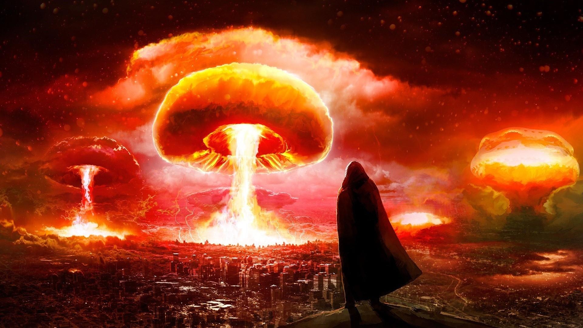 Image result for nuke
