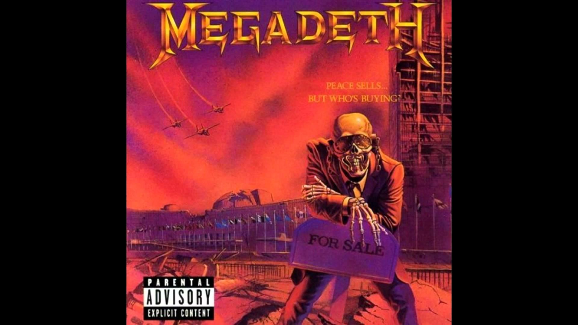 Megadeth Rust Peace Wallpaper