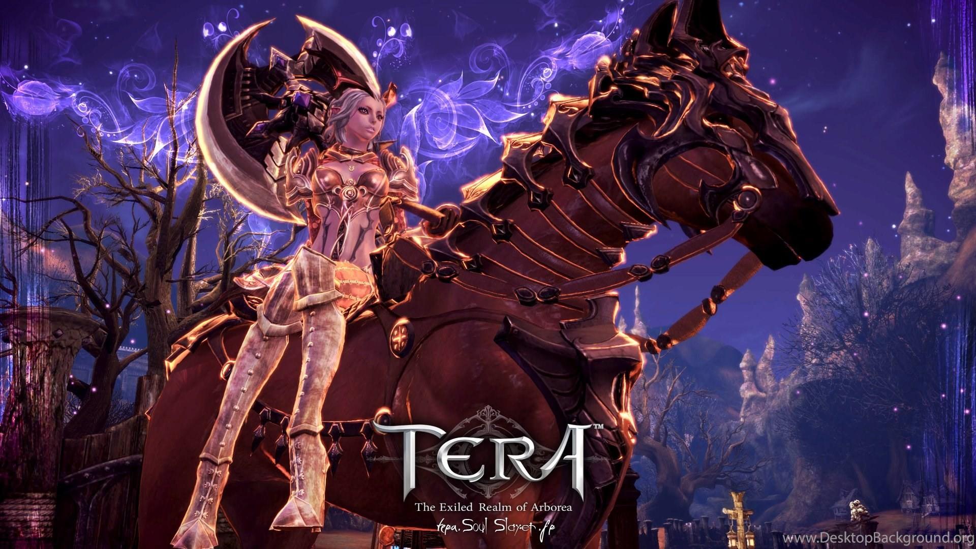 Tera Online Wallpaper 1080p