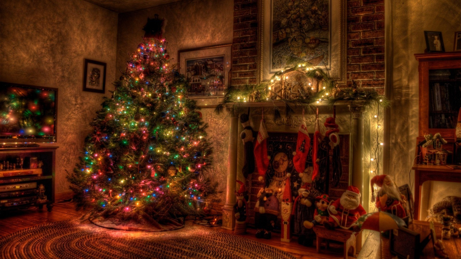 Christmas Wallpaper 1920x1080 80 Images