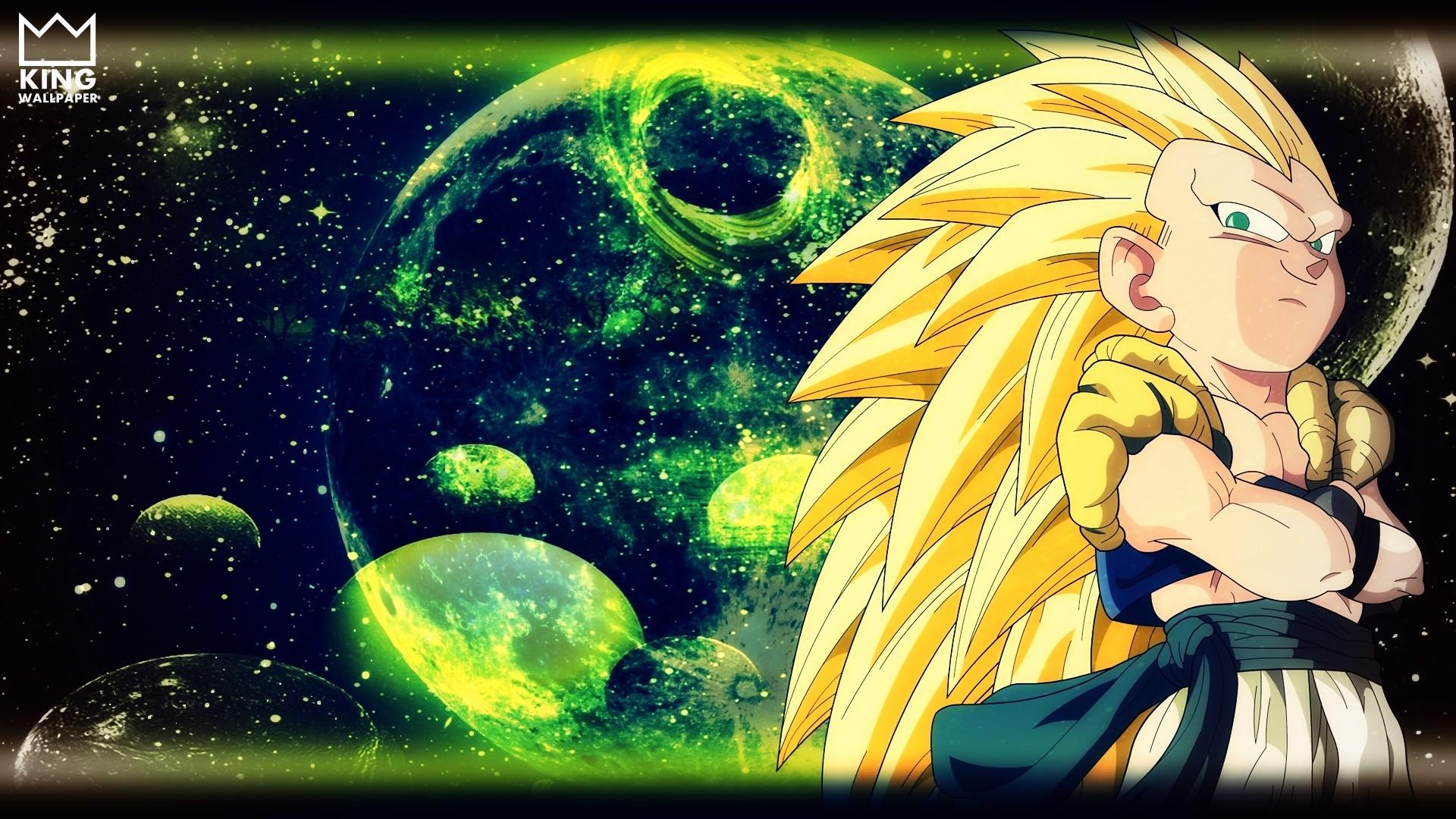 Dragon Ball Z Gotenks Ssj3
