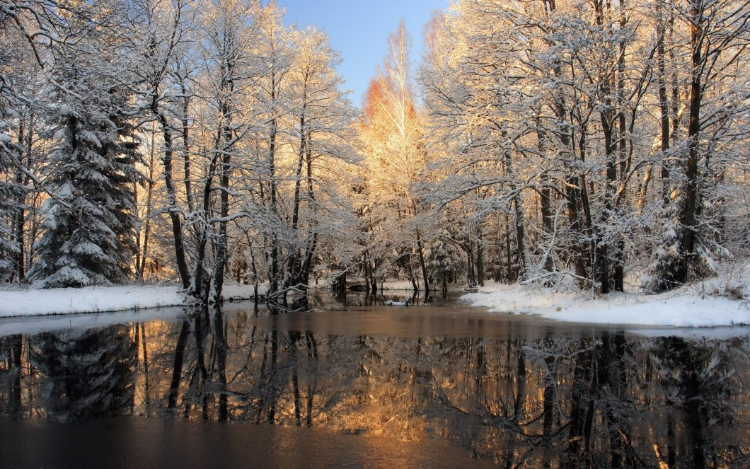 Winter Scenes Wallpaper 55 Images