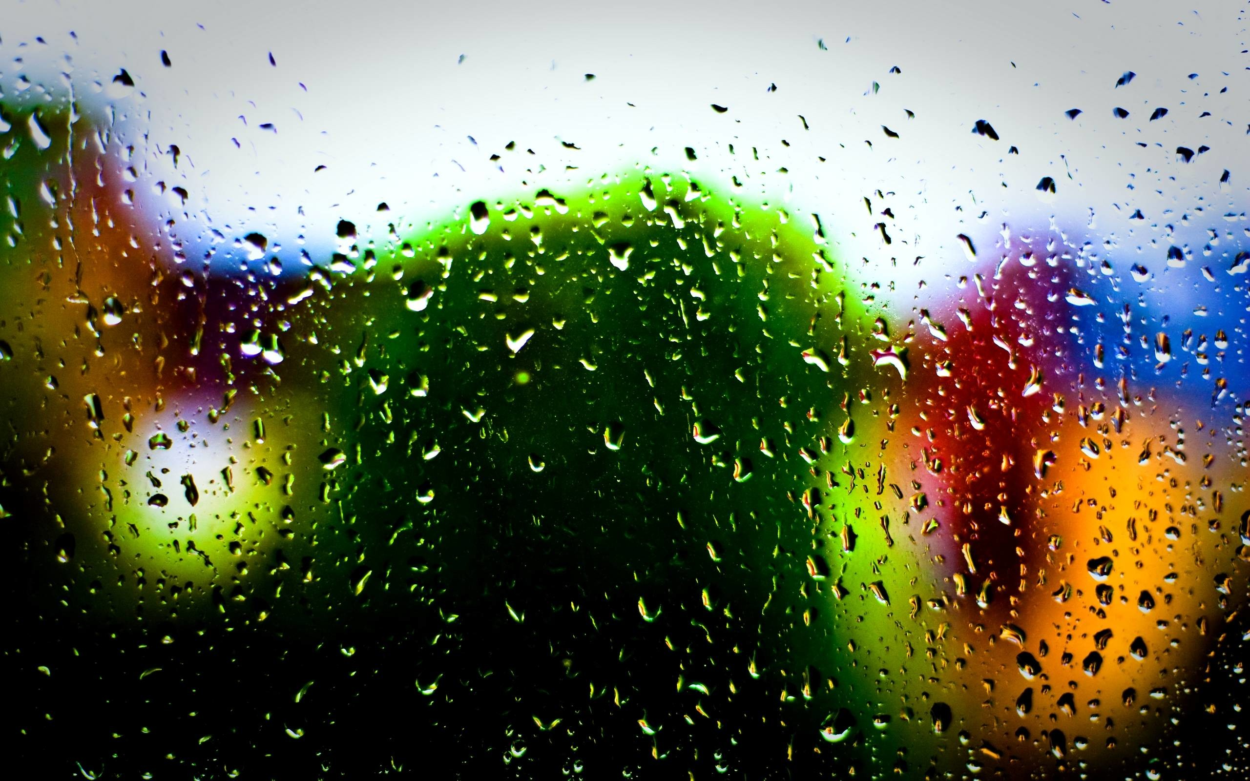 Image result for Rainbow in a raindrop
