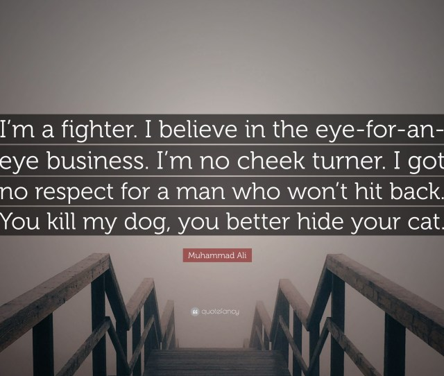 X Muhammad Ali Quote I Hated Every Minute Of Training But I Said