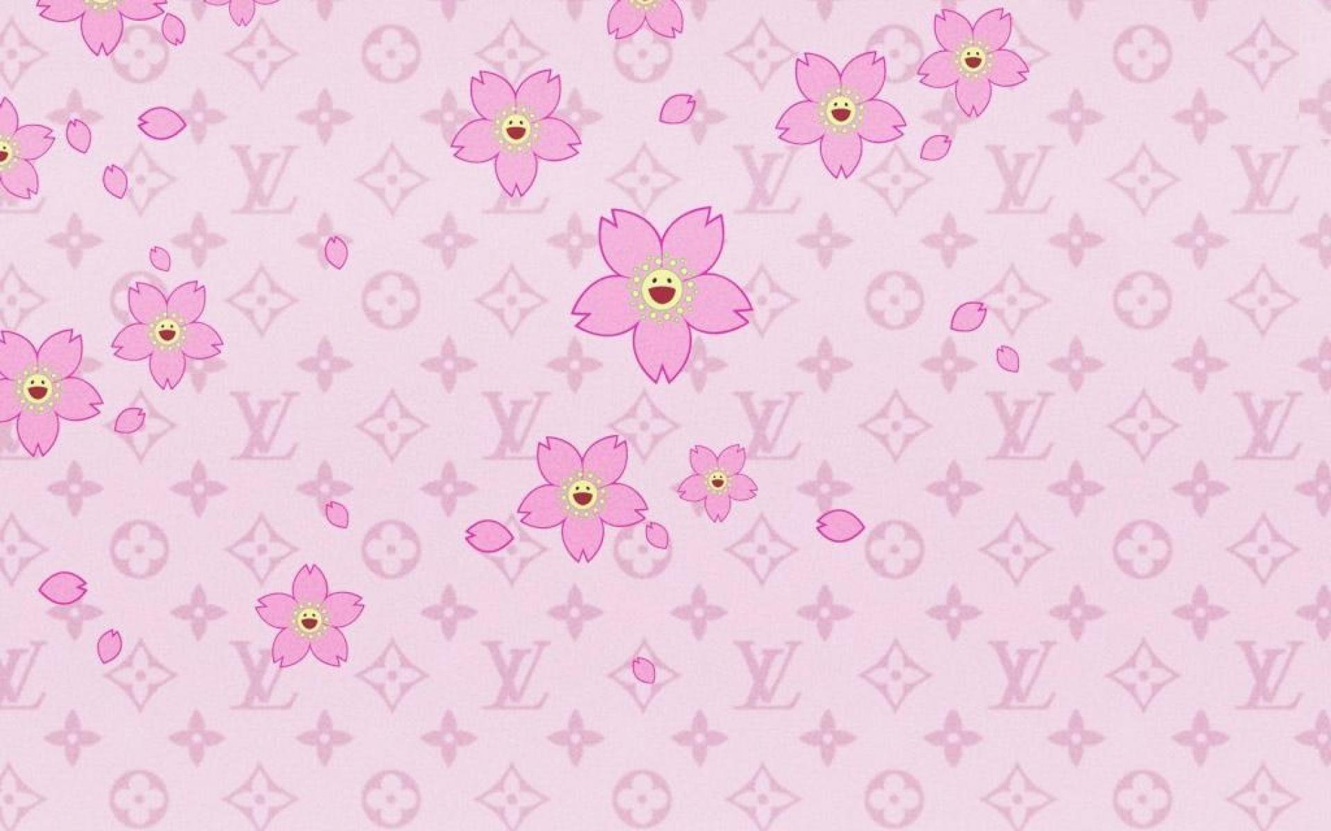 Pink Louis Vuitton Wallpaper Widescreen