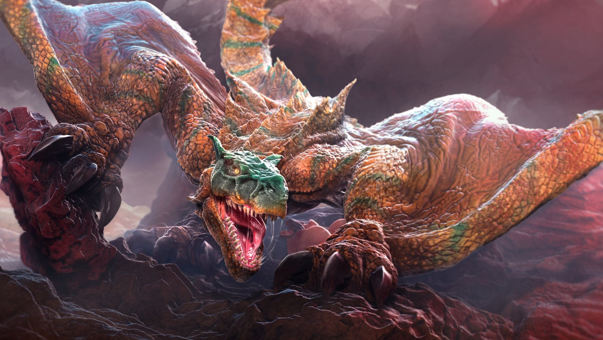 Cool Monster Backgrounds 58 Images