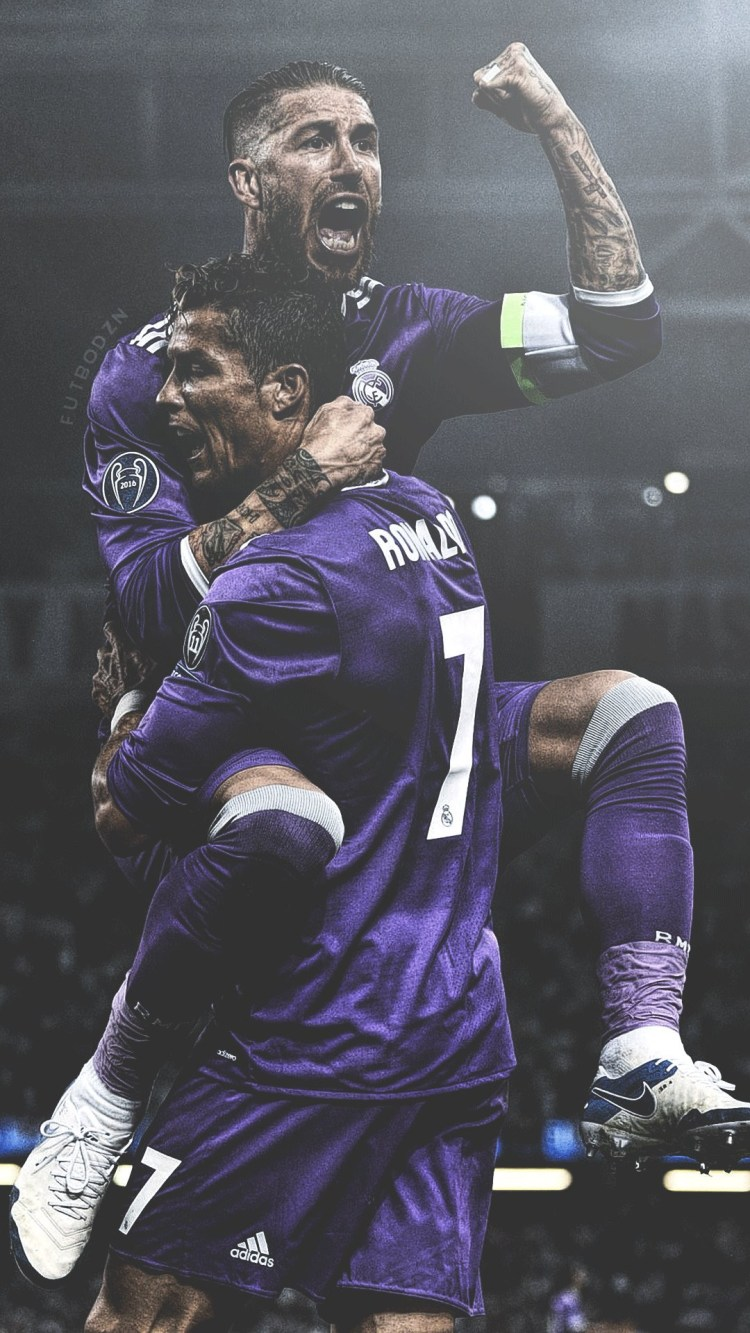 Cristiano Ronaldo Wallpaper 2018 Real Madrid (73+ images)