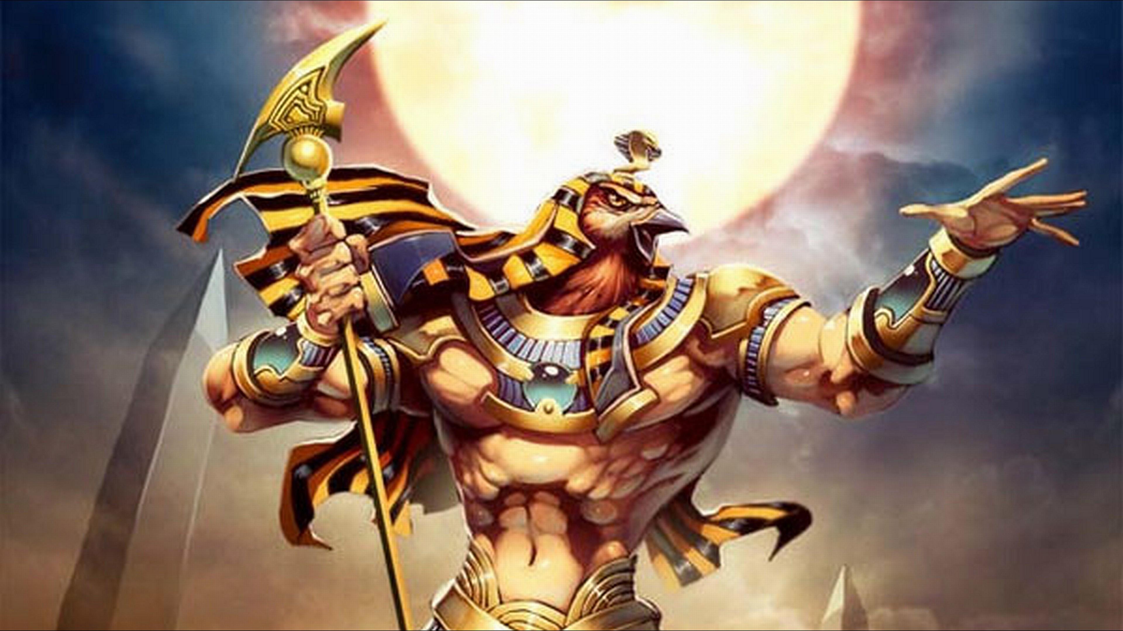 Egyptian Gods Wallpaper Backgrounds 66 Images