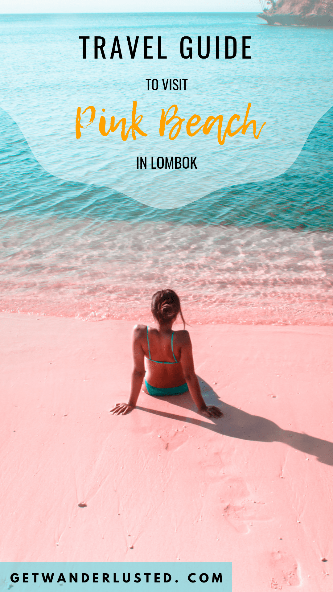 Travel Guide to Visit Pink Beach in Lombok