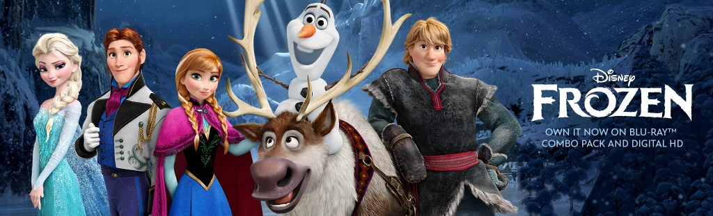 Frozen tops the charts bucking the trend of top seated sequels.