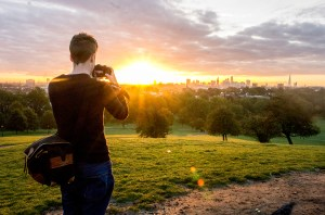 Shooting got off to a great start at Primrose Hill