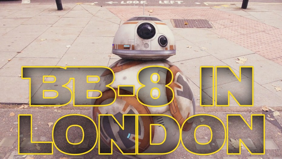 BB-8 in London 16x9 preview