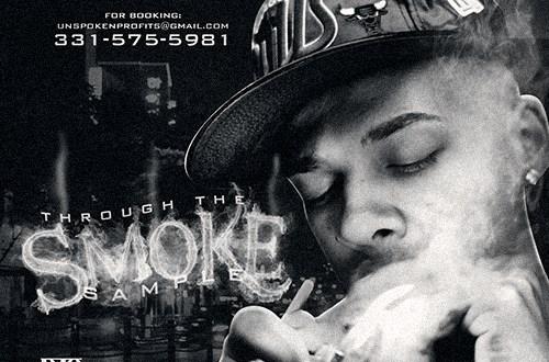 Mr.E - Through The Smoke