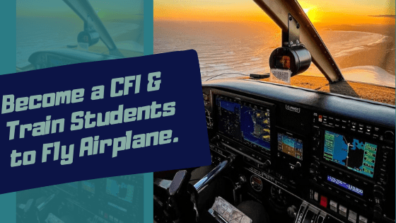 how to become a certified flight instructor - How to become a certified flight instructor?
