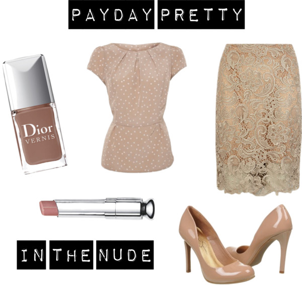 Payday Pretty | In the Nude