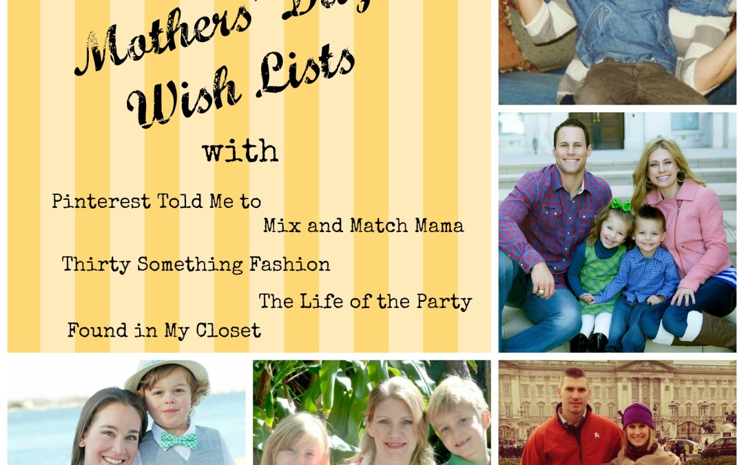 Mothers' Day Wishes