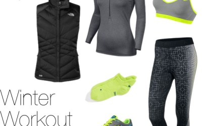 The Next Thing You Need | Winter Workout Gear