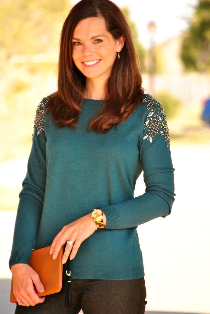 dressy-sweater