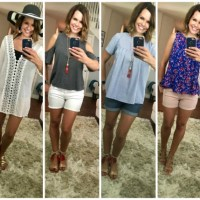 Summer Challenge Outfits - Week Three Round Up!