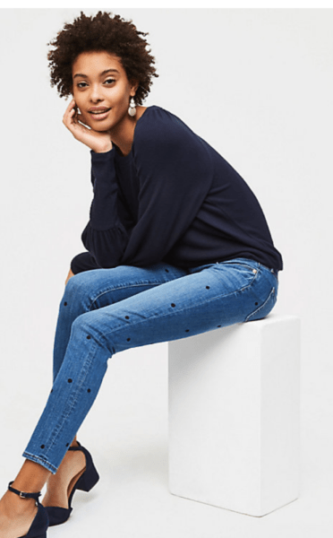 Spring 2018 Denim Trends:  5 Pairs to Try