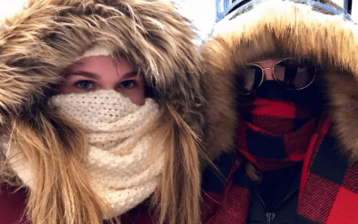 Packing List for Cold Weather – Stay Warm & Pretty