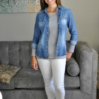 SAHMonday:  Spring Closet Staples Series - Week 2