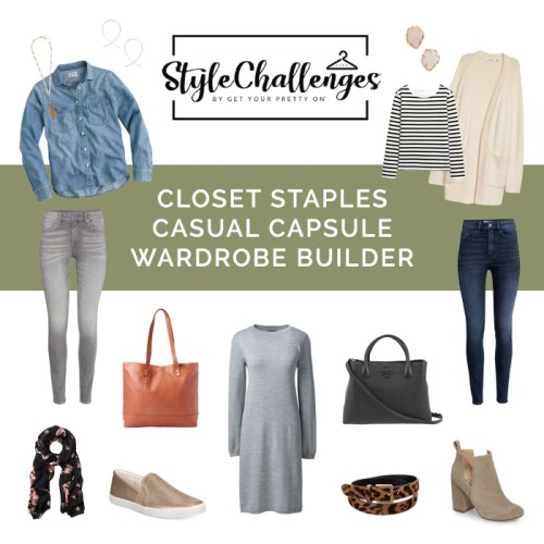 Need to refresh your closet staples for fall? This is the post for you! Everything from must have bottoms to the accessories that tie it all together.