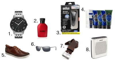 Eight Pretty Cool Father's Day Gift Ideas